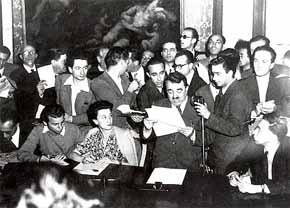 La repubblica storia d 39 italia dal 39 45 ad oggi nascita for Repubblica italiana nascita