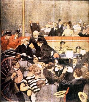 Il Regicidio per mano di Gaetano Bresci - 29 Luglio 1900